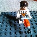 Lego Gravity Gun