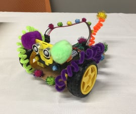 Low Rider Robot Car