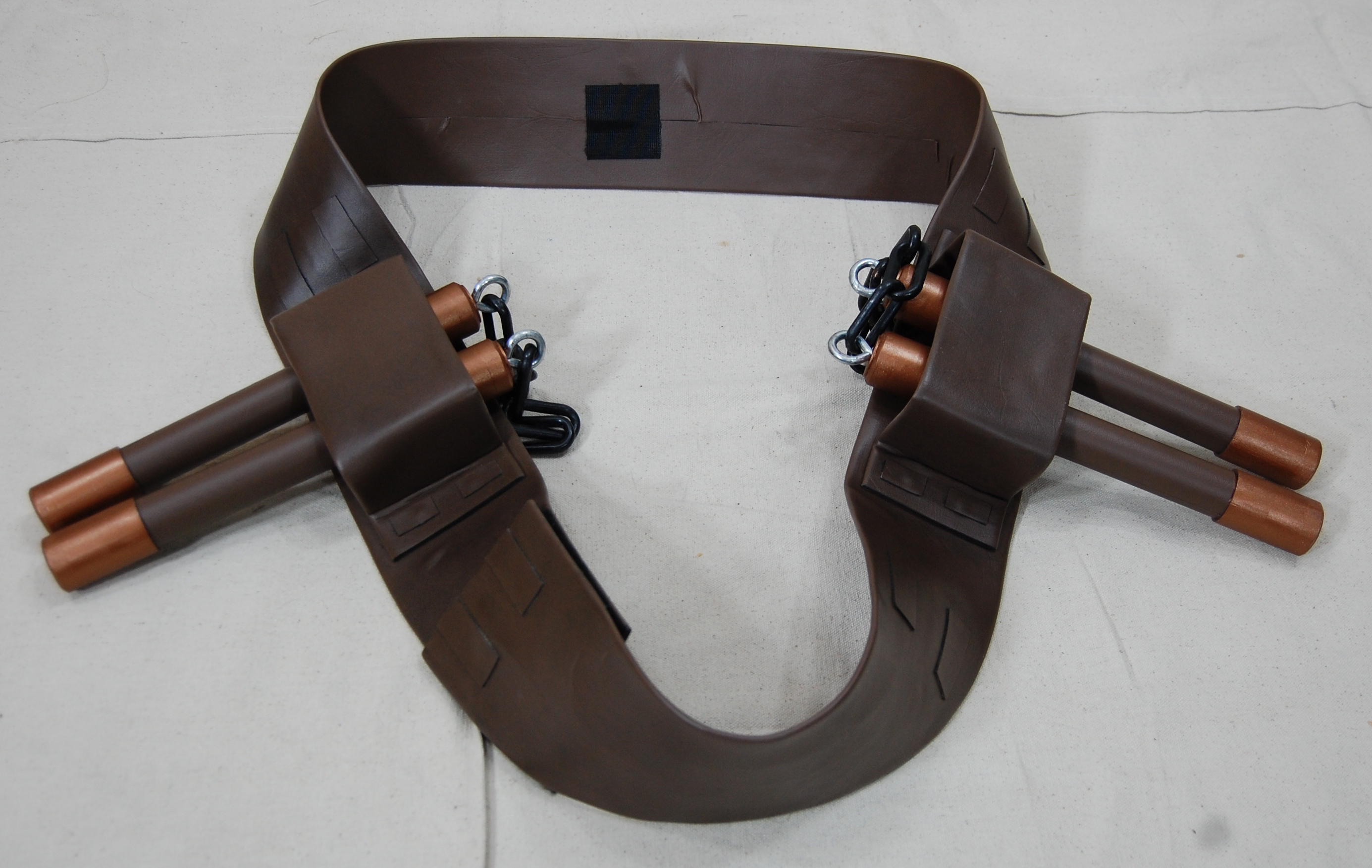 Picture of The Belt With Nunchaku Holders