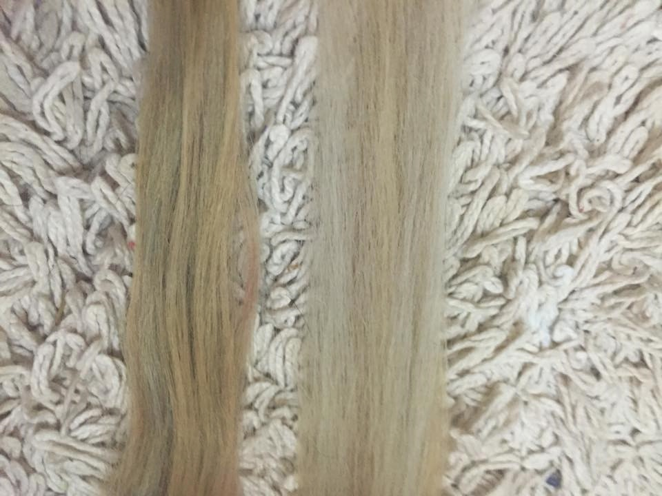 Picture of Home Made Hair Bleach ( FOR EXTENSIONS ONLY)