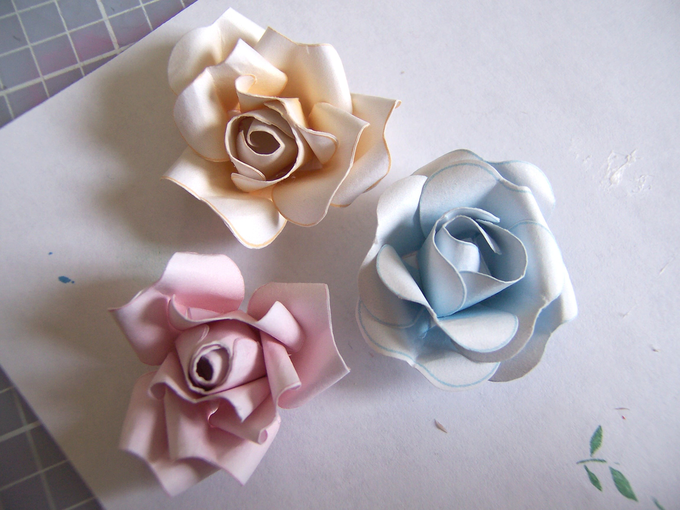 Picture of Make Other Two Roses