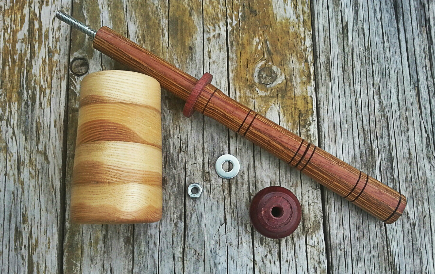 Picture of Assembling the Round Mallet