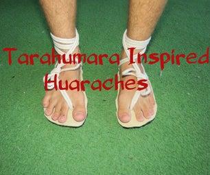 Tarahumara Inspired Huaraches
