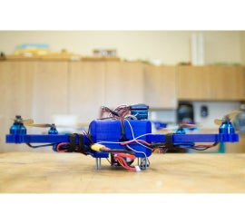 3D Printed Quadcopter with Arduino