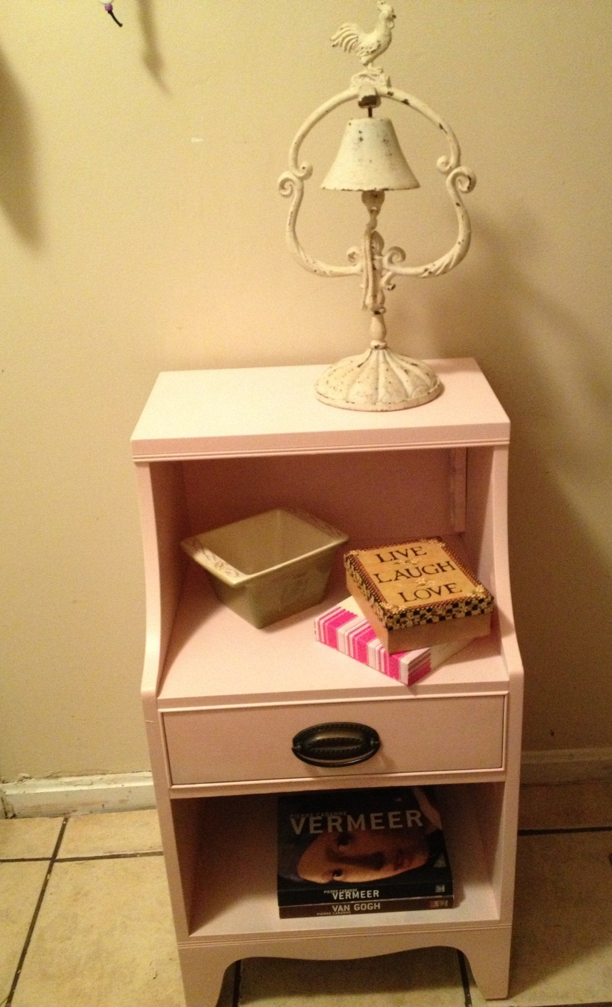 Picture of Enjoy Your New Side Table.