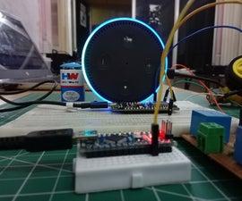 Alexa Controlled Robot Demo