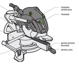 Getting Started With the Miter Saw