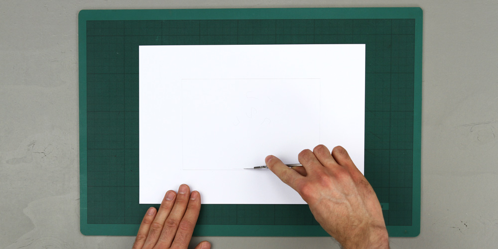 Picture of Cut the Traces for the Light Up Board