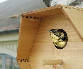 Building a Laser Cut Birdhouse