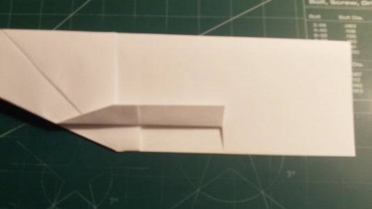 Cut and Fold Your Winglets