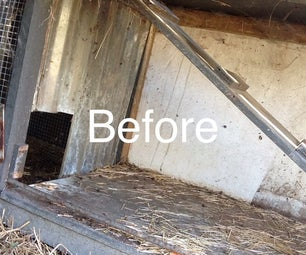 How to Clean a Bunny Hutch!