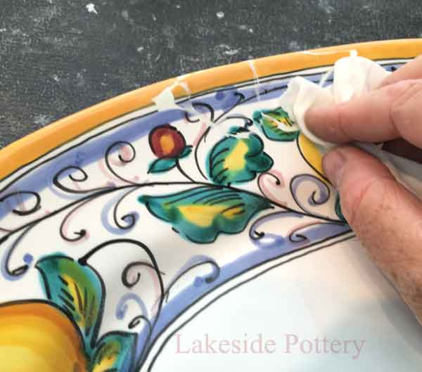 Picture of Fine Sanding and Polishing