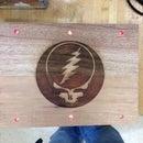 Laser Cut LED Grateful Dead Sign