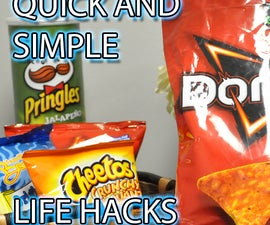 5 Quick and Simple Life Hacks! - part 1