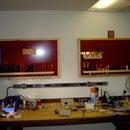 Magnetic Tool Rack