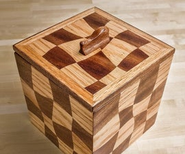 Build a Warped Box!