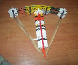 knex  mini crossbow