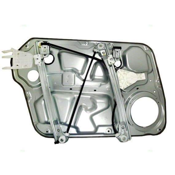 Replace 2006 Hyundai Sonata Window Regulator 13 Steps With Pictures Instructables
