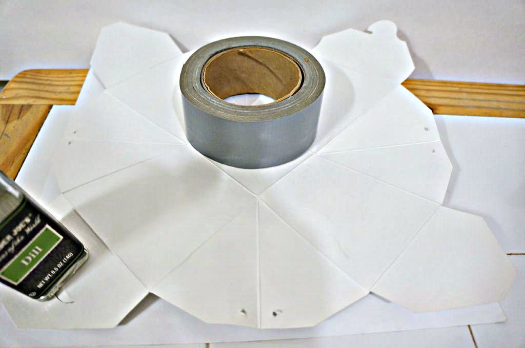 Picture of Paper Pattern