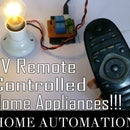 Control your Home appliances with TV Remote!!