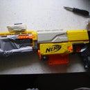 underbarrel shot gun mod for recon