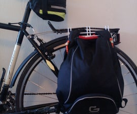 Backpack Pannier for Bicycle