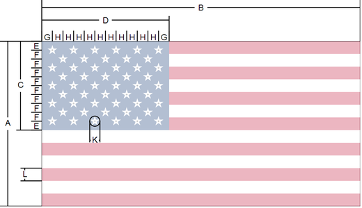 Flag Layout
