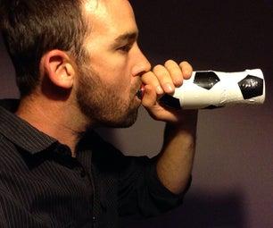 Quick Cheap and Easy Football Horn (Vuvuzela)