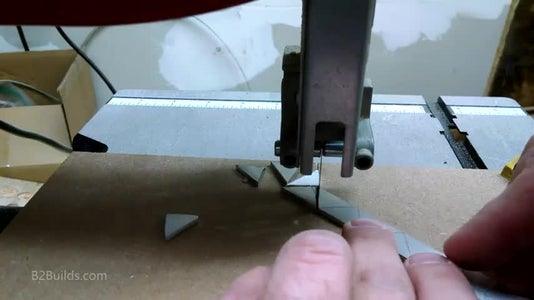 Making Aluminum Splines