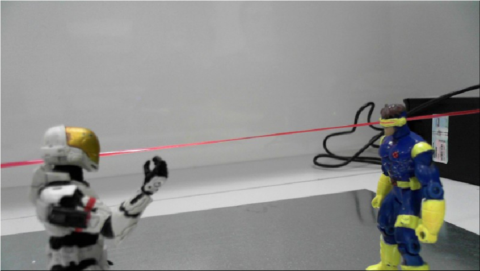 Picture of How to Make a Laser in Stop Motion Pro