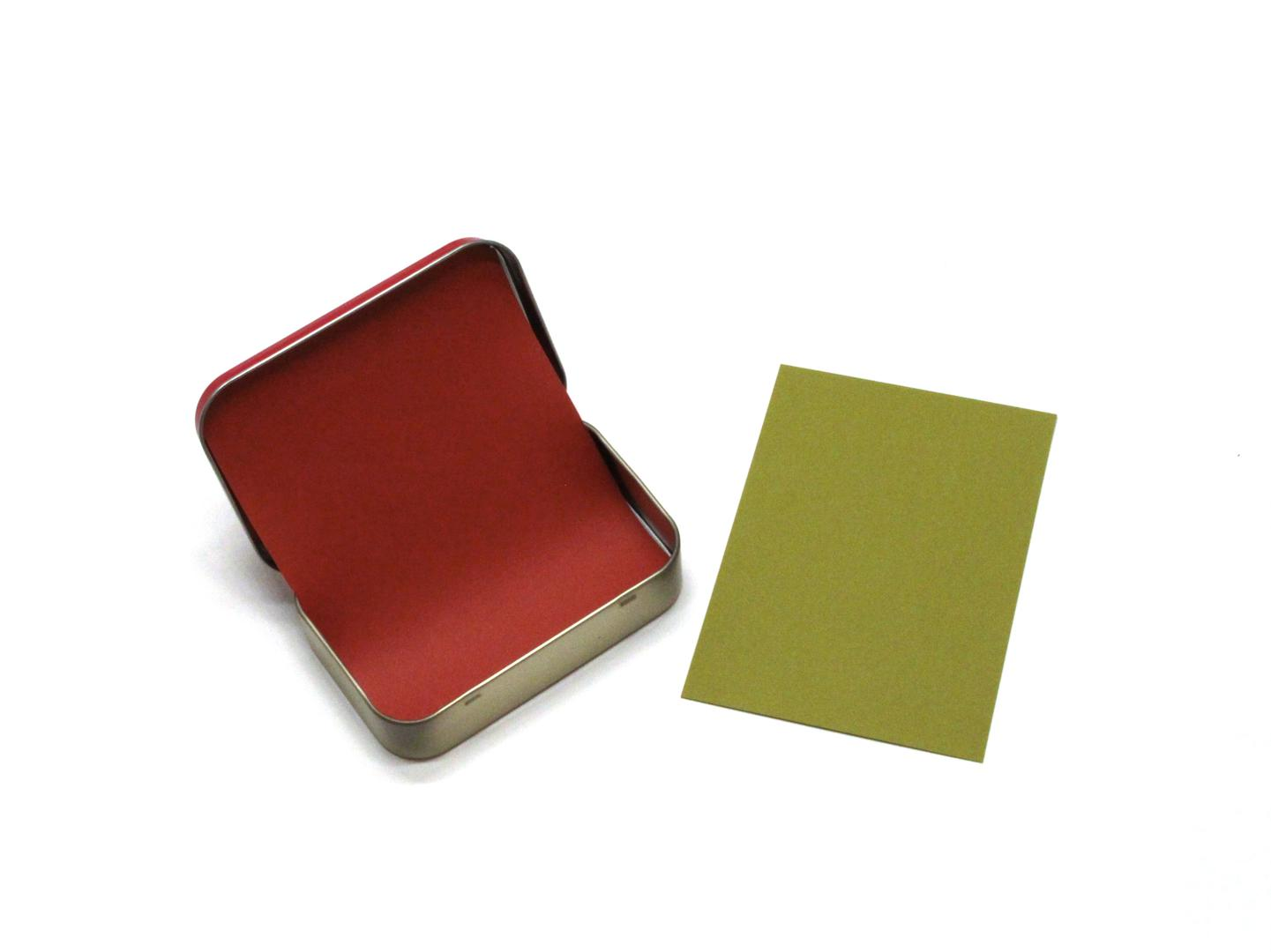 Picture of Assemble the Mint Tins