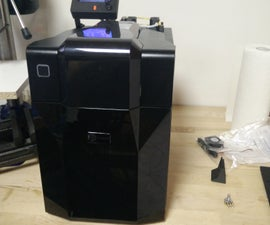UP Mini Dual Extruder With E3D Chimera