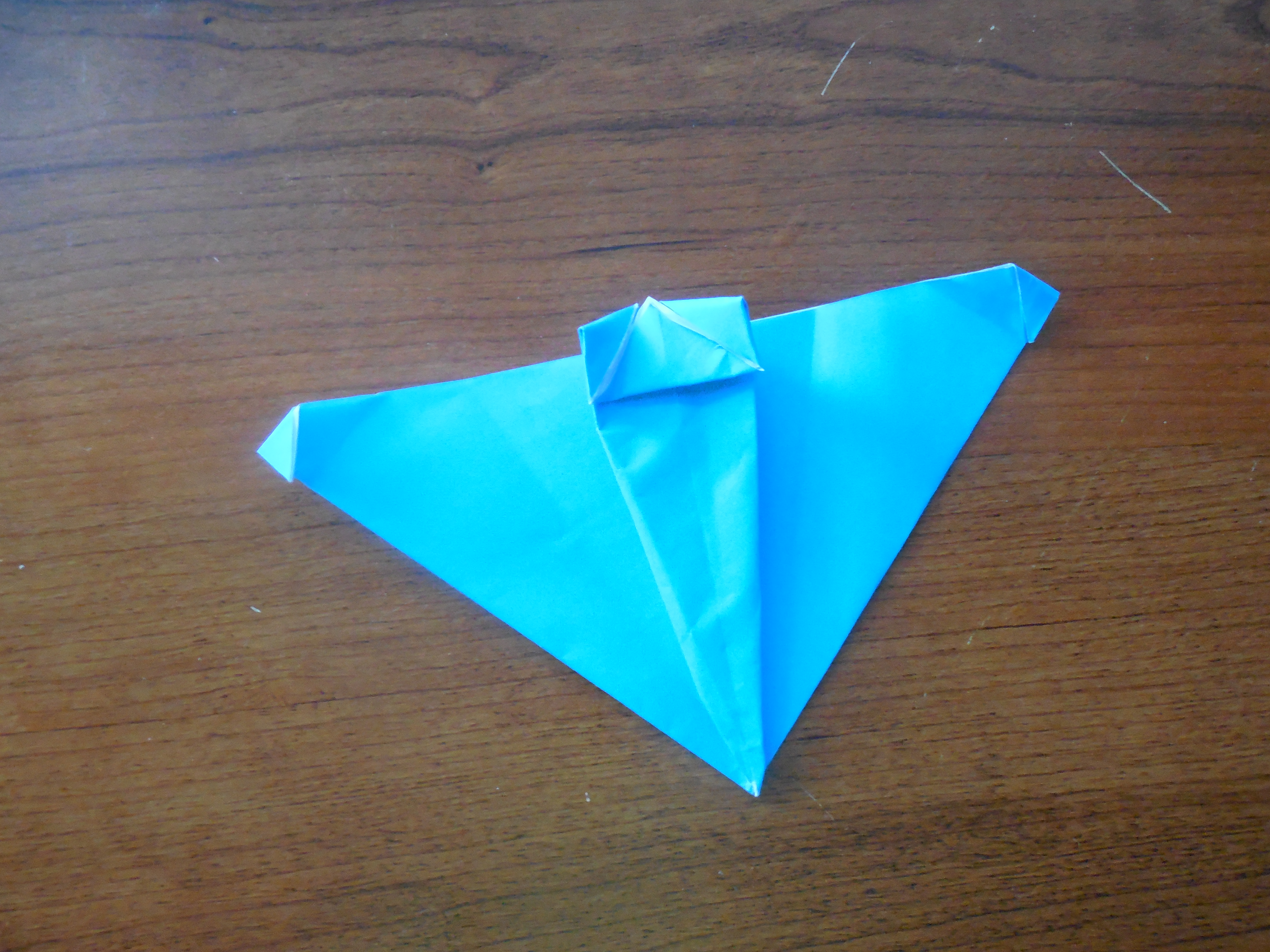 Picture of Origami Spaceship (Easy)