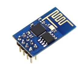 Wi-Fi Jammer Using ESP8266-01?