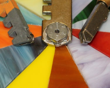 Different Types of Glass Cutter.