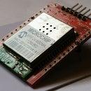 Arduino redback simple server