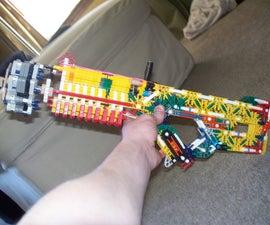 My Custom Knex TR-8