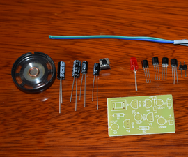 Analog Circuit Knowledge - DIY a Ticking Clock Sound Effect Circuit Without IC