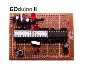 GOduino II = Arduino + L293D Variable Speed Motor Controller