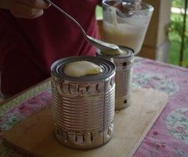 Tin Can Pancakes