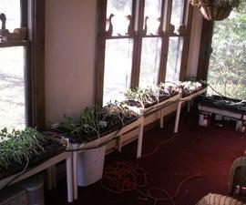Auto Watering Plant Nursery