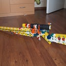 The Knex R700 Sniper Rifle