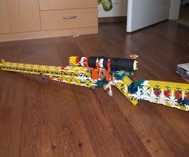 The Knex R700 Sniper Rifle
