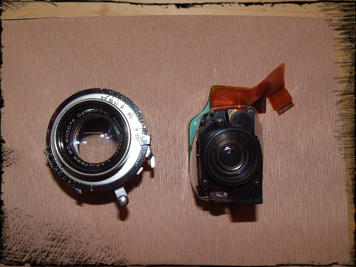 Picture of The Lens and the Shutter