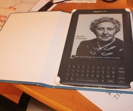 Make an IPad or Kindle Case From an Old Book and Sugru