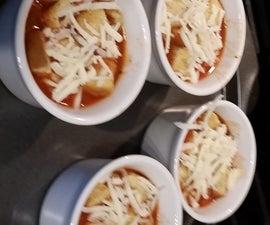 Pizza Soup