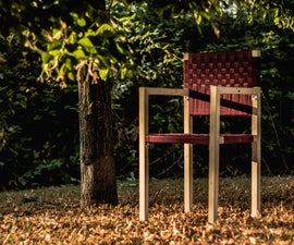 Simple Outdoor Chair