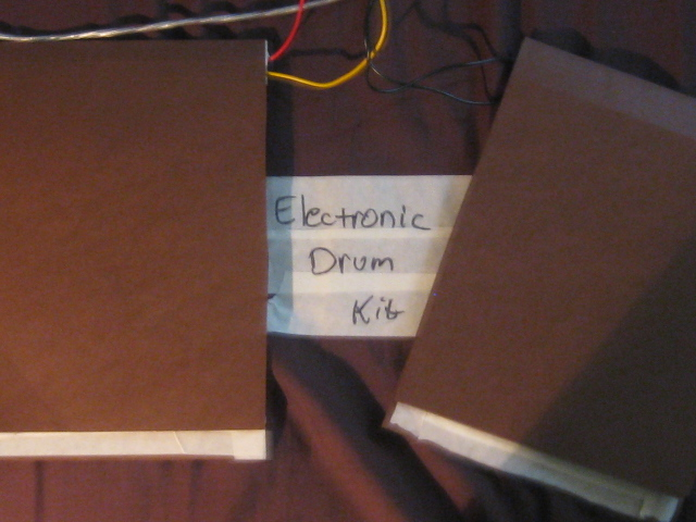 Picture of Electronic Drum Kit