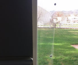 Open Sliding Window When It's Raining