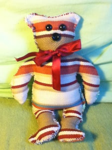 How to Make a Simple Bear Stuffed Animal